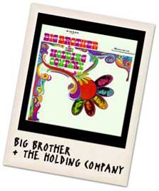 Big Brother LP Cover